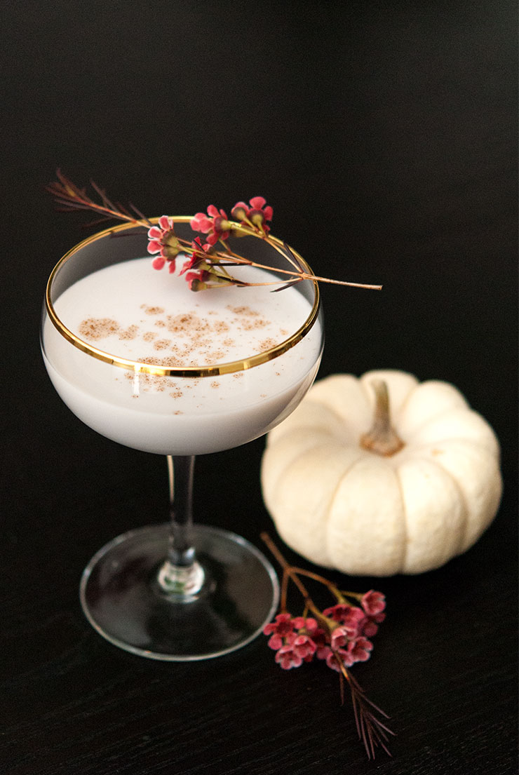 pumpkin cocktail