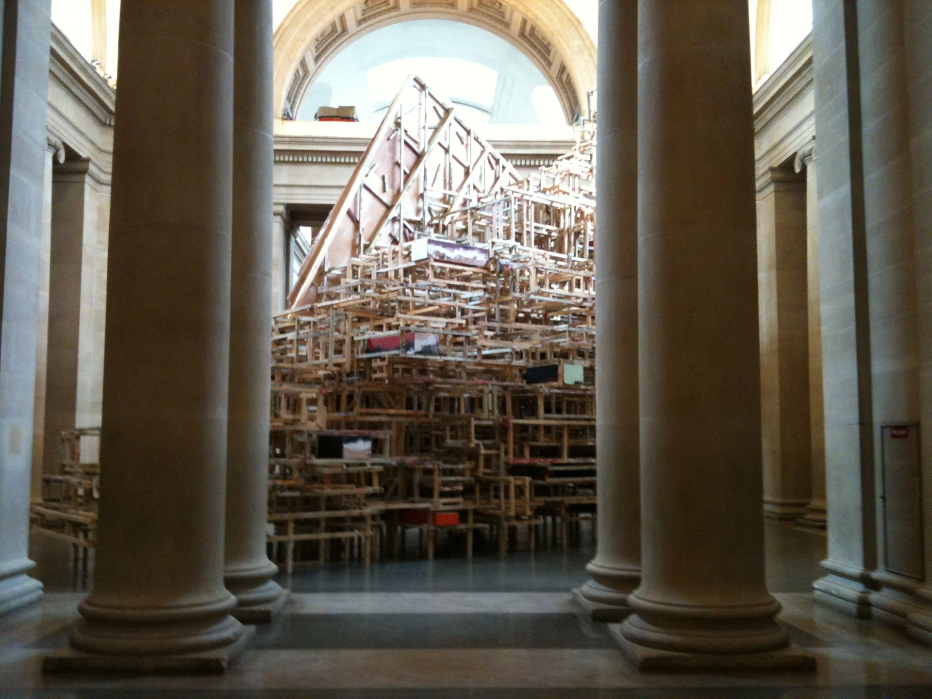 Phyllida Barlow's The Dock