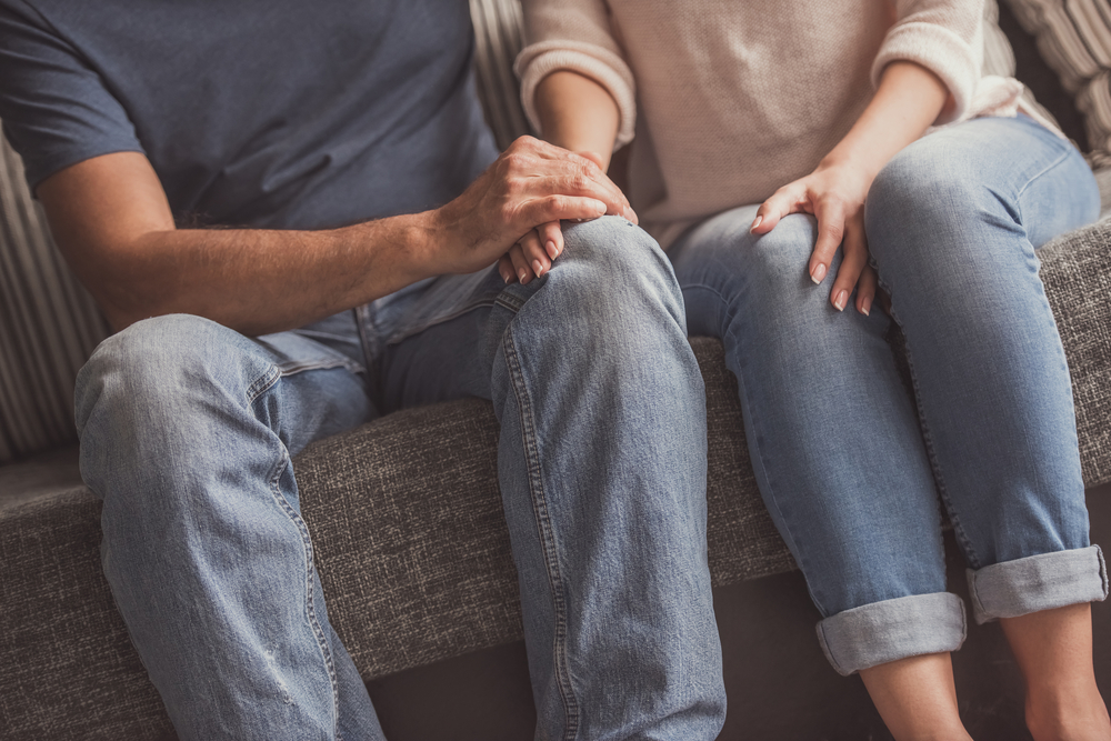 being more open could help recover from affair