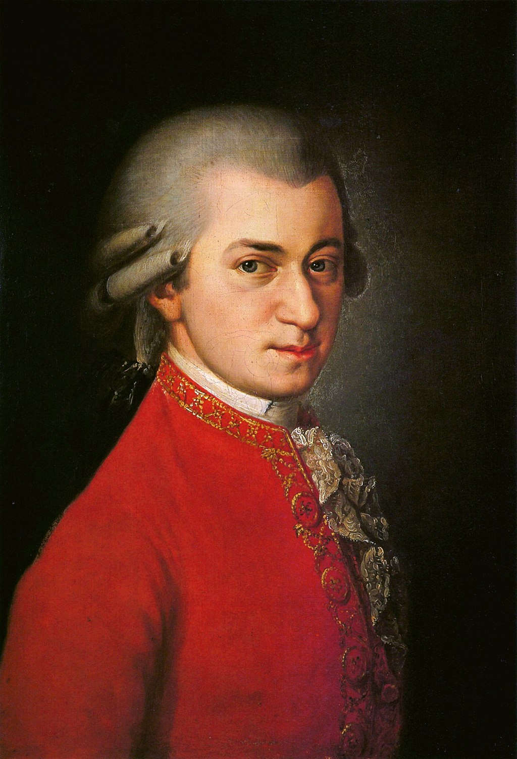 was mozart murdered