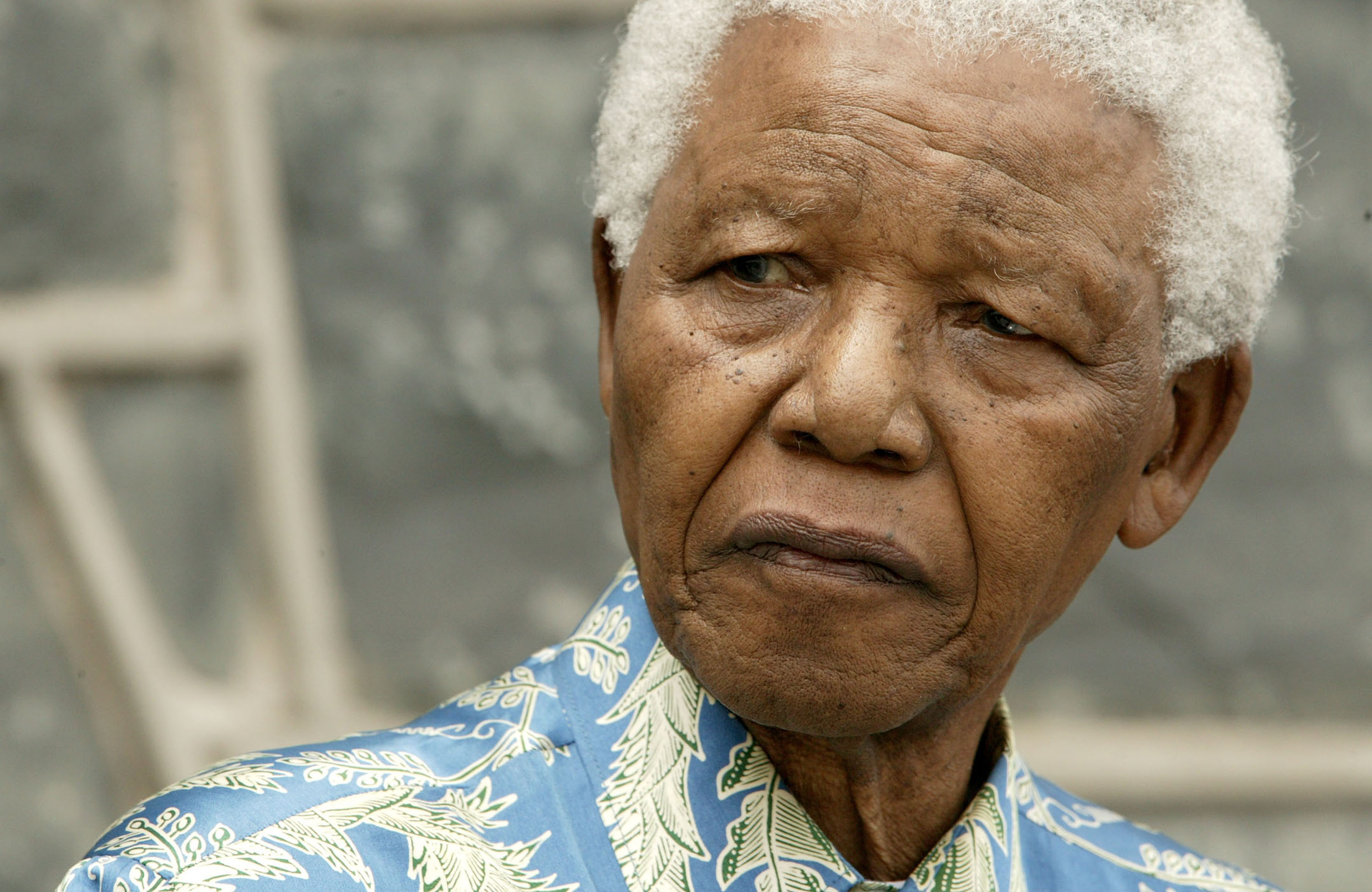 Nelson Mandela 100 years on from birth