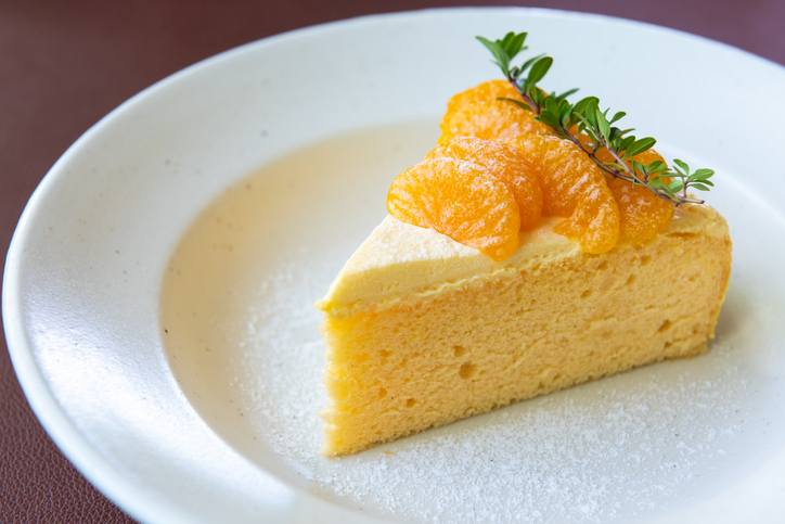 Middle Eastern Orange Cake