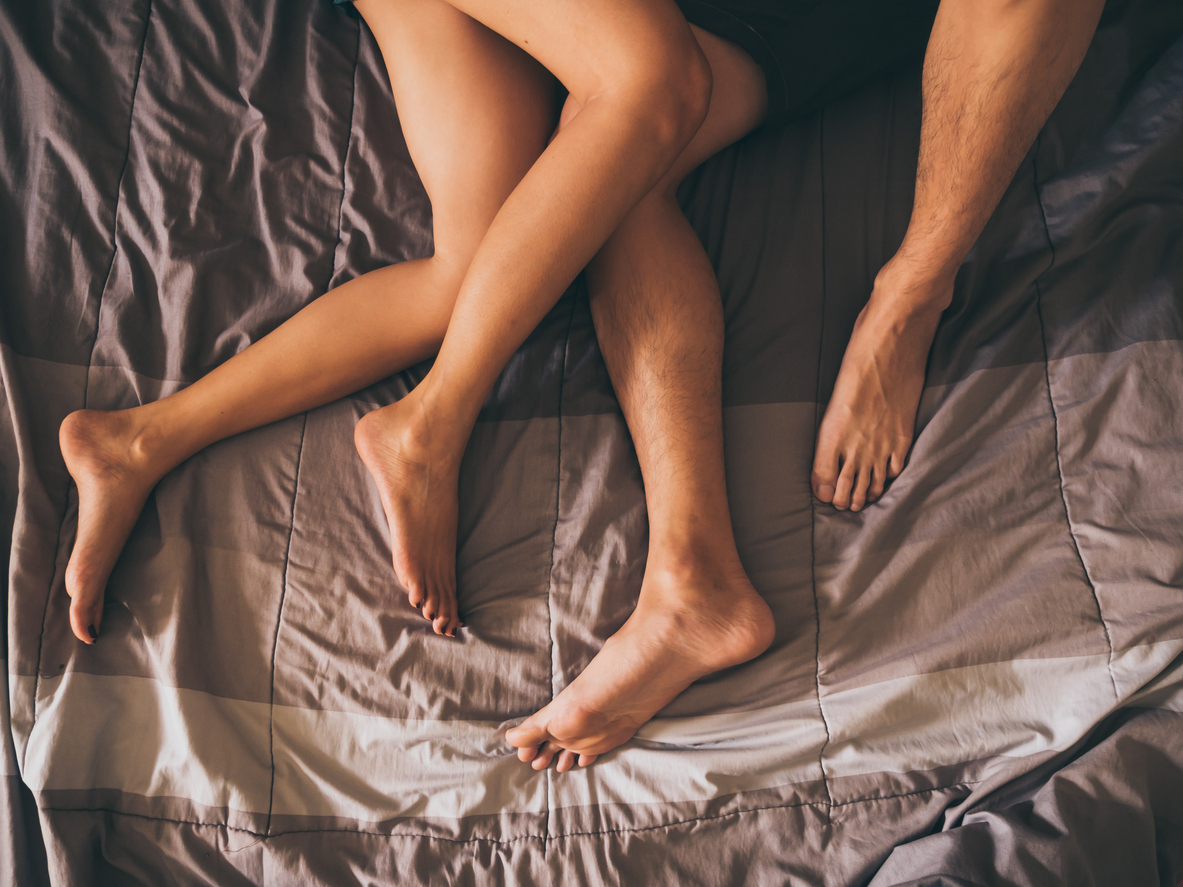 best positions for lazy sex