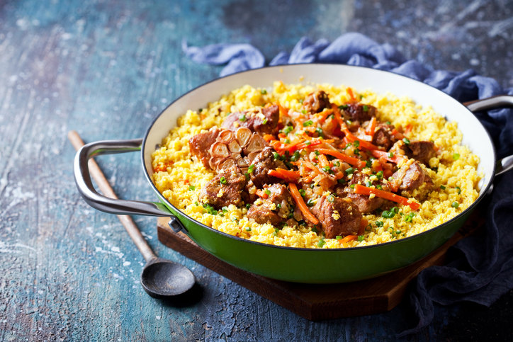 chicken cous cous