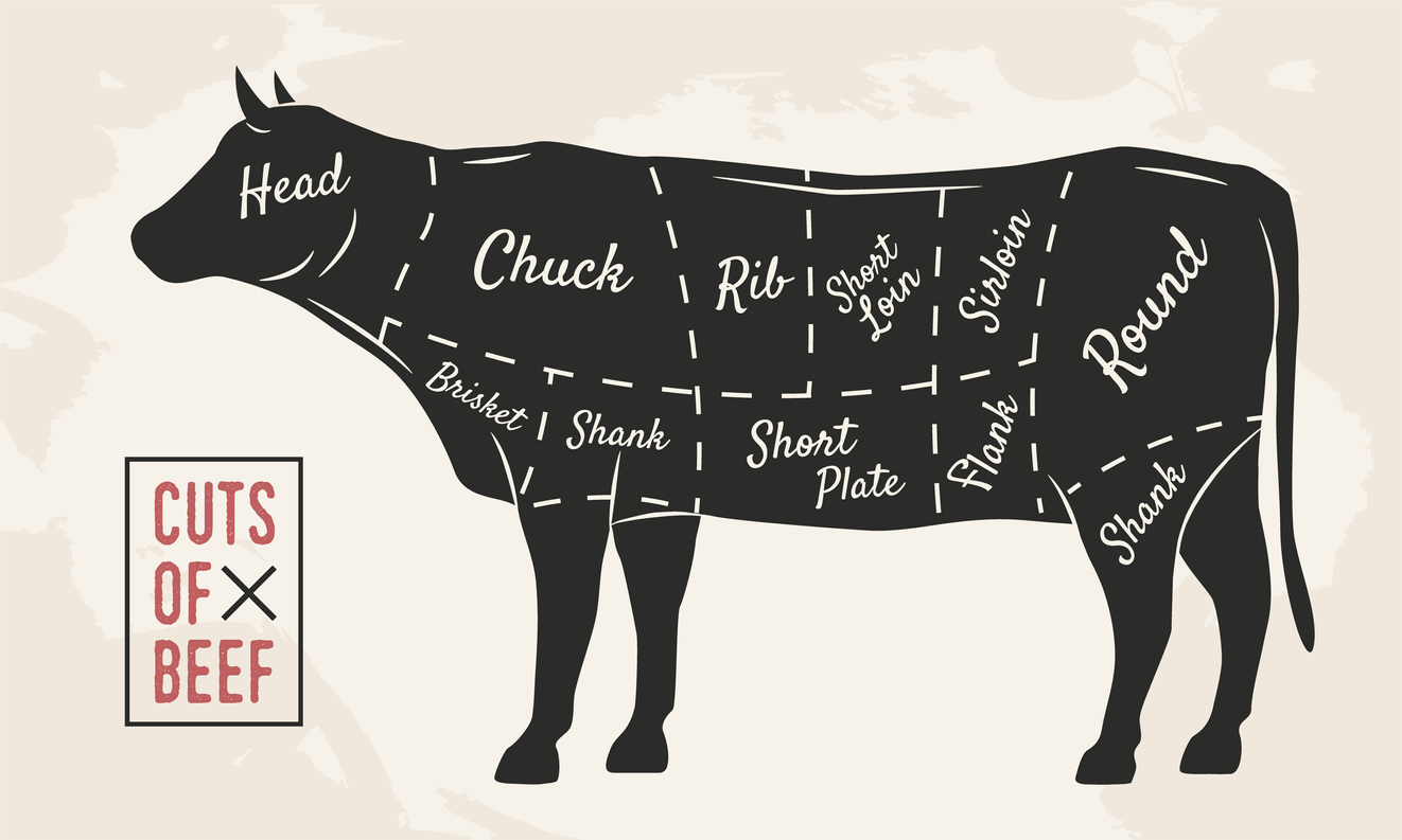 a-z of cuts of beef