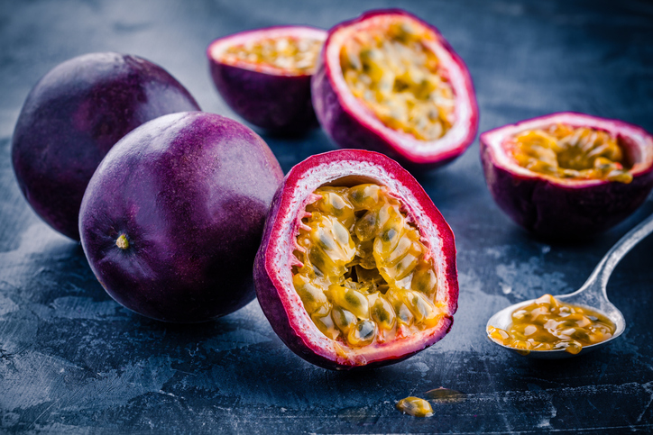 passion fruit a-z