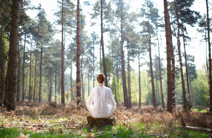 tips for meditating for the first time
