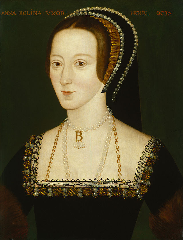 Anne Boleyn lies history told you about her