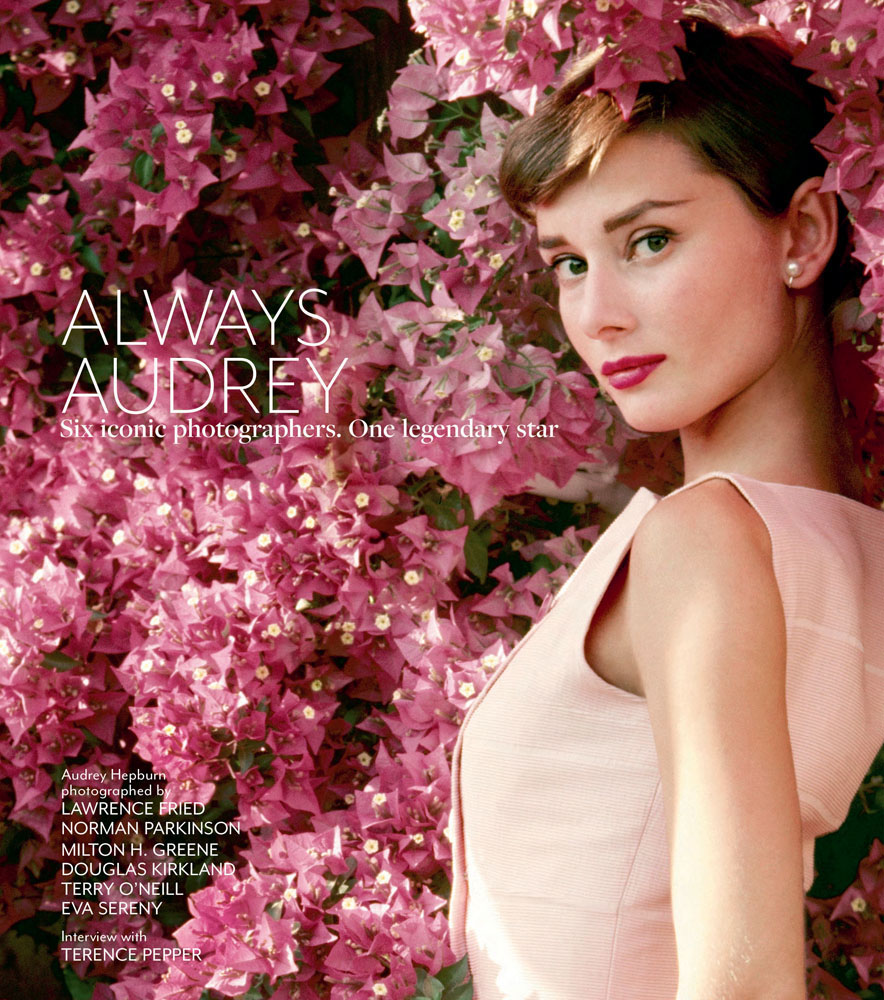 Always Audrey Book cover