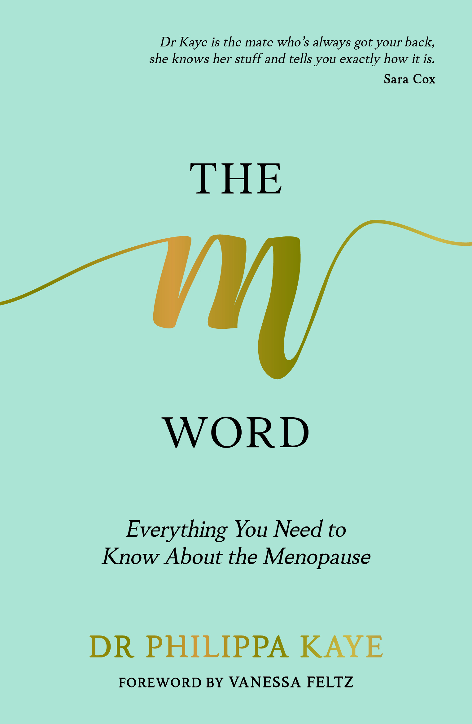 The M Word book