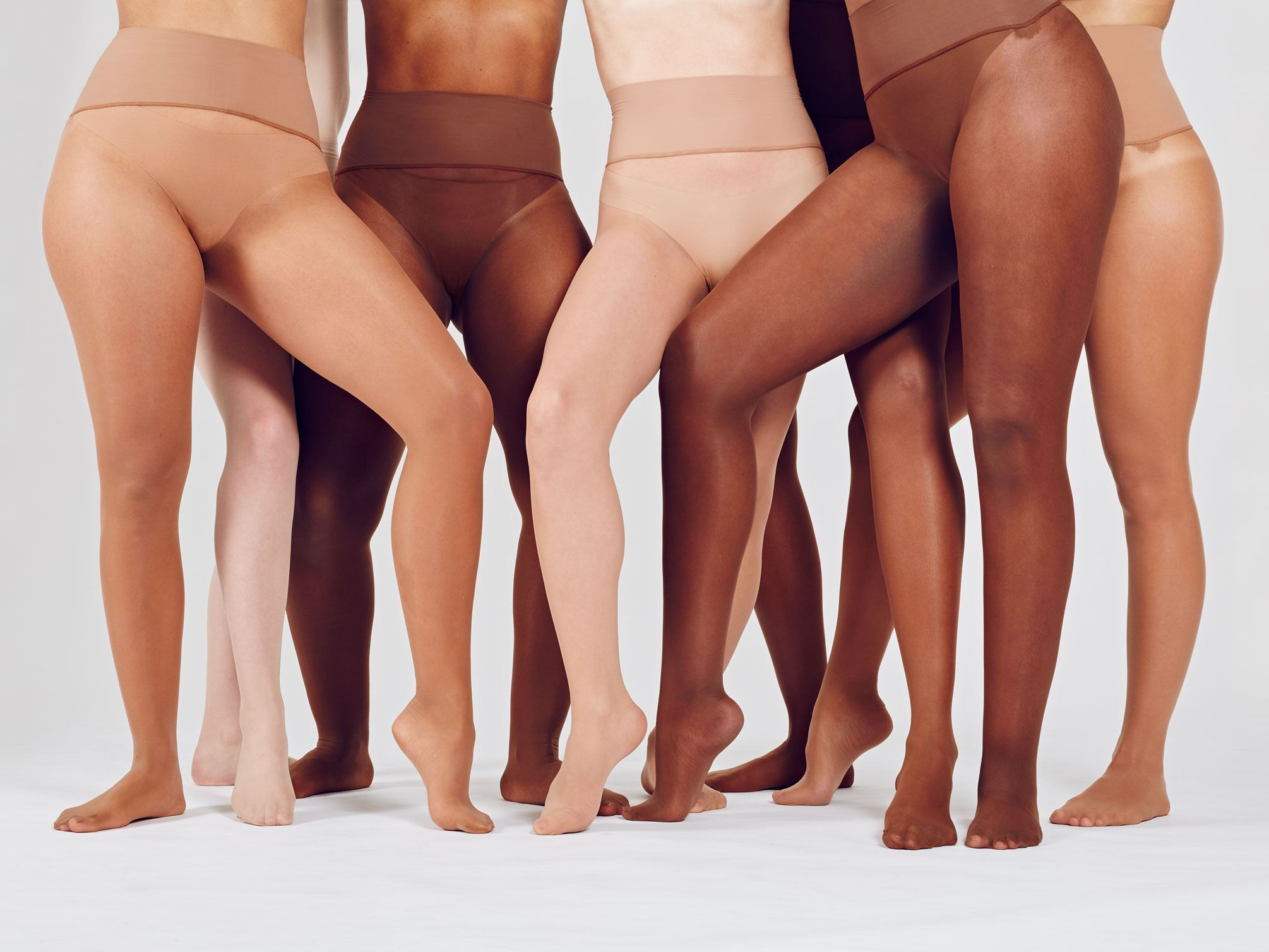 Heist tights come in a range of skintones, reviewed