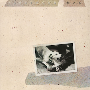 Tusk by Fleetwood Mac album cover