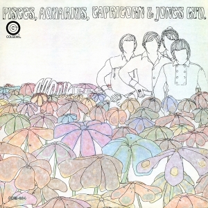 Pisces, Aquarius, Capricorn & Jones, Ltd by The Monkees album cover