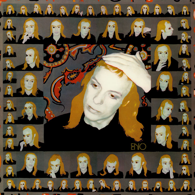 Taking Tiger Mountain (By Strategy) by Brian Eno album cover