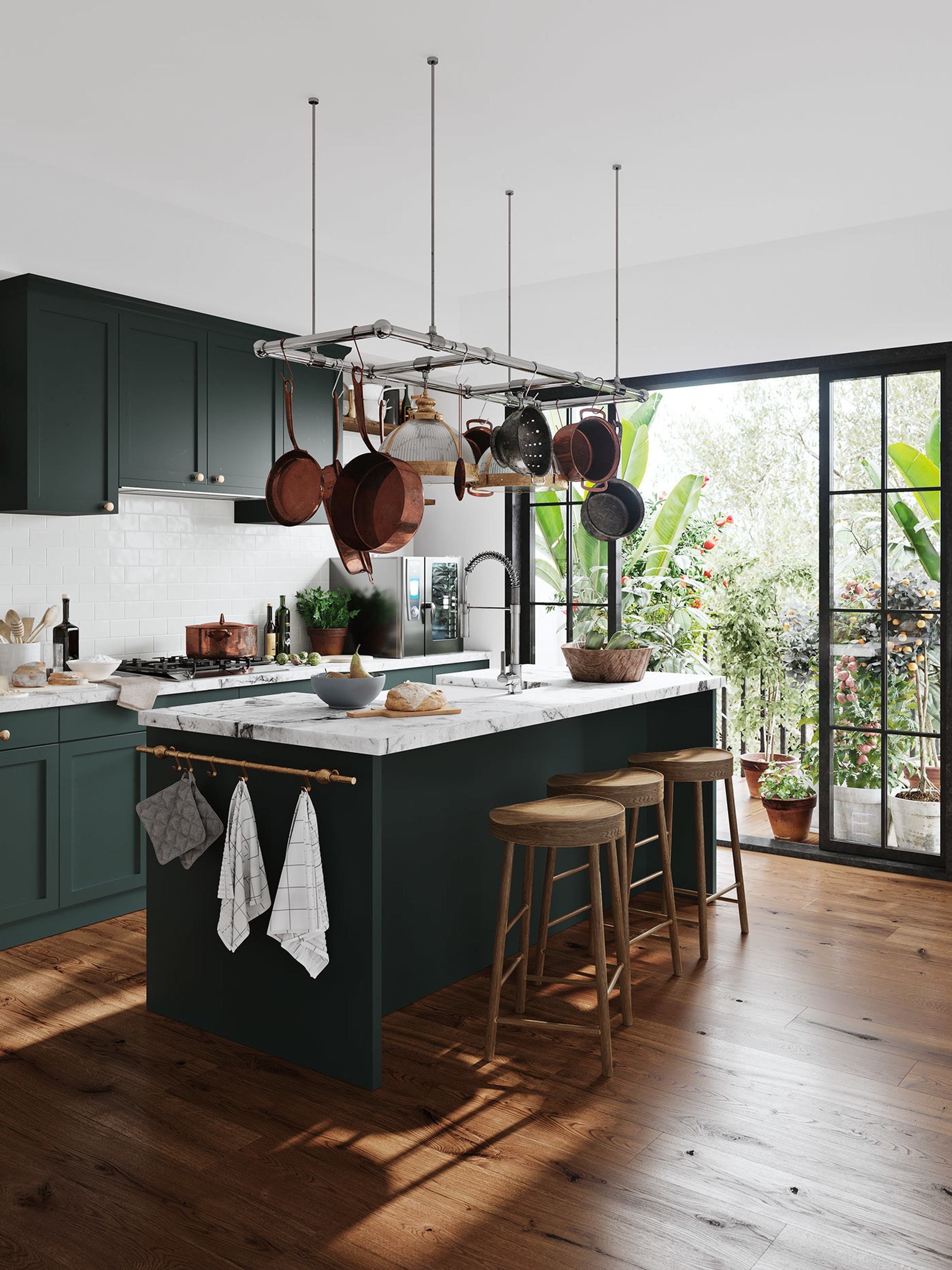 kitchen renovation can add value and a sense of permanence to your home