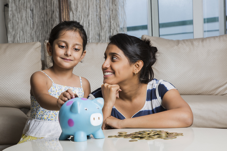 teaching children about finances