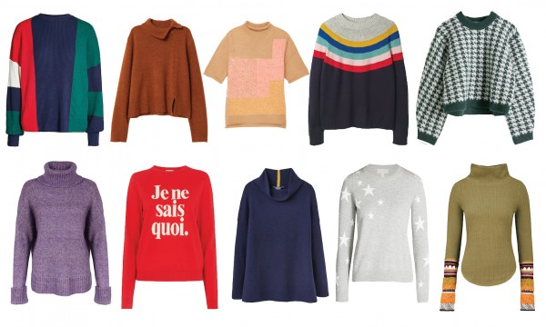 Spend: Jumpers priced £50-£100
