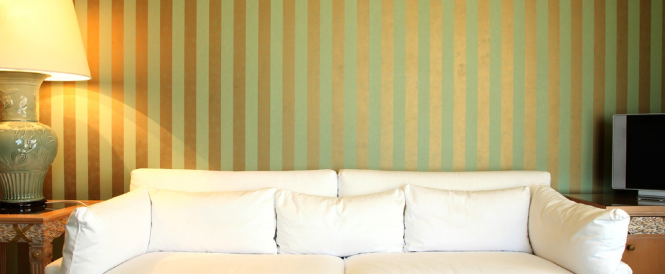 How to wallpaper around radiators and fireplaces - Reader\'s Digest
