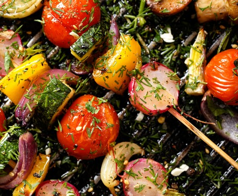 10 Mouth-watering veggie barbecue recipes