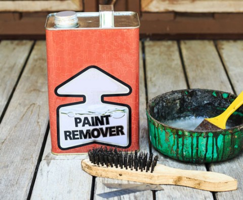 Preparing to decorate: Best removal methods for stripping poor paint