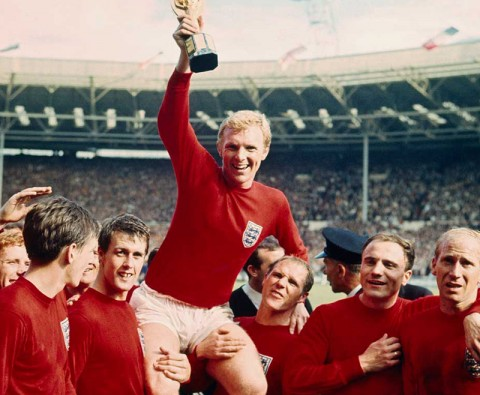 Bobby Moore: A life in goals
