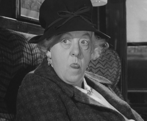 A life in pictures: Margaret Rutherford