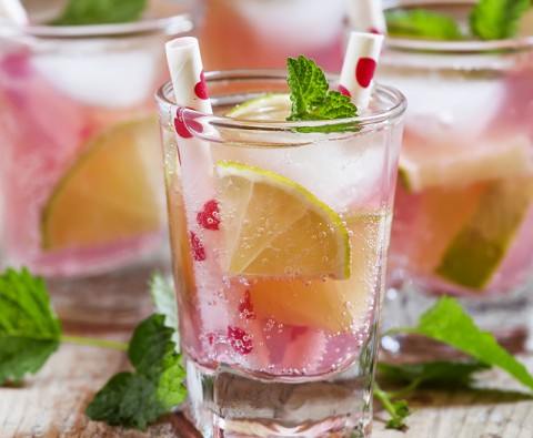 4 Refreshing pink drinks for summer
