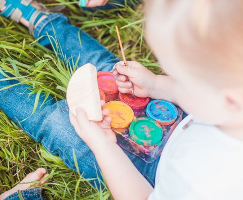 10 Summer garden activities with the grandkids
