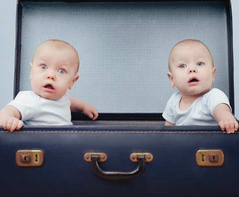 Seeing double: The life of twins