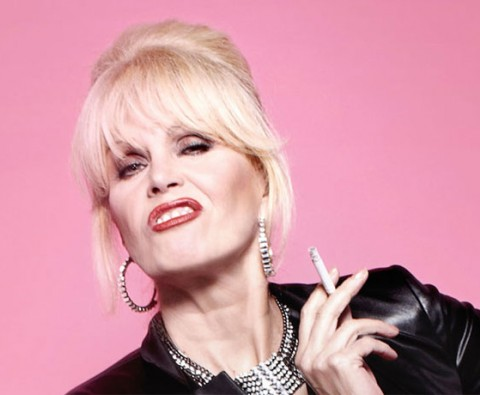 A life in pictures: Joanna Lumley