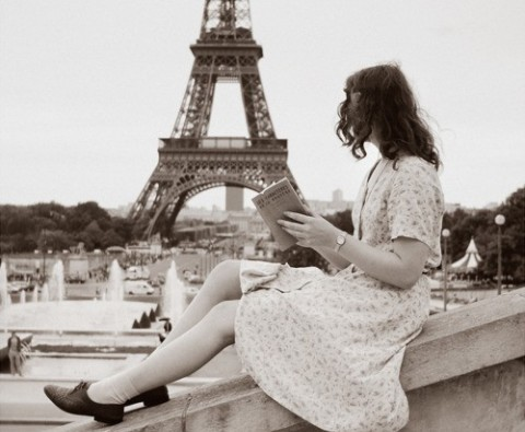7 Great books about Paris