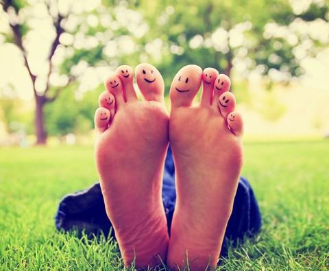 How to treat veruccas, corns and athlete's foot
