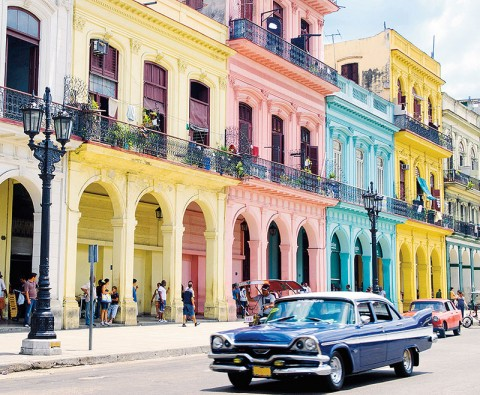 Viva Cuba: Island of artists, hope and colourful cars