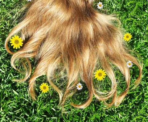6 Tips for healthy, shining hair