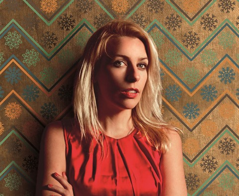 Sara Pascoe talks sperm wars, veganism and writing in bed