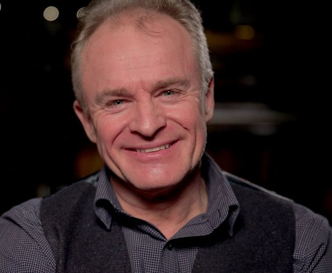 60 Second stand–up: Bobby Davro