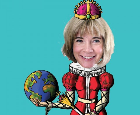 "Lucy Worsley: ""If I Ruled the World"""