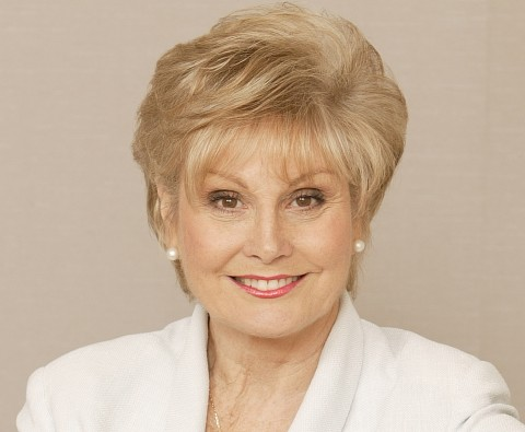 Angela Rippon on fast cars and the future of driving