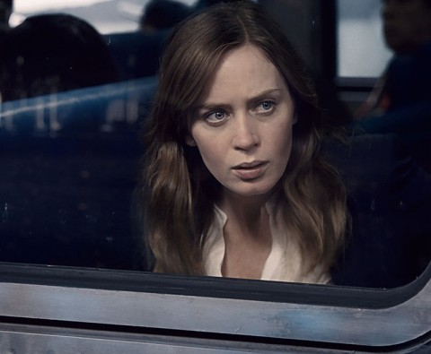 First look at Emily Blunt in The Girl on a Train