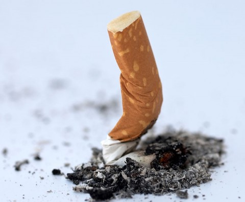 Break the habit: Smoking cigarettes