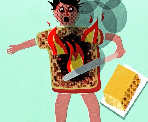 Medical myths: You should put butter on a burn