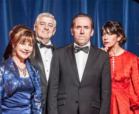 "Ben Miller: ""Showbiz riddled with uncertainty—it's hardly a headline is it?"""
