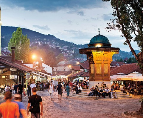 Sarajevo, Bosnia and Herzegovina: A city with a living history
