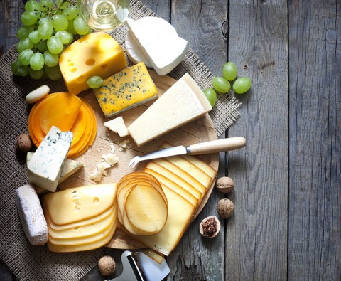 A-Z of British cheeses