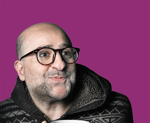 60 Second stand–up: Omid Djalili
