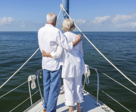 Retirement isn't all plain sailing