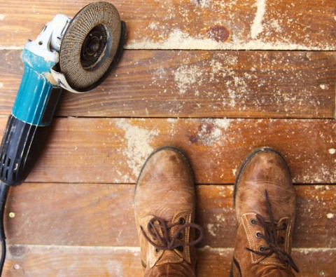 Preparing surfaces for decoration: Tools that you will need
