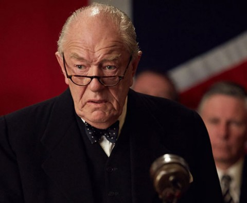 Churchill's Secret: Michael Gambon stars in this lightly fictionalised drama