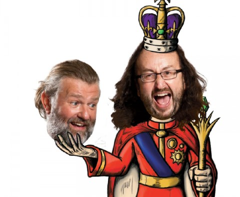 The Hairy Bikers: If We Ruled the World