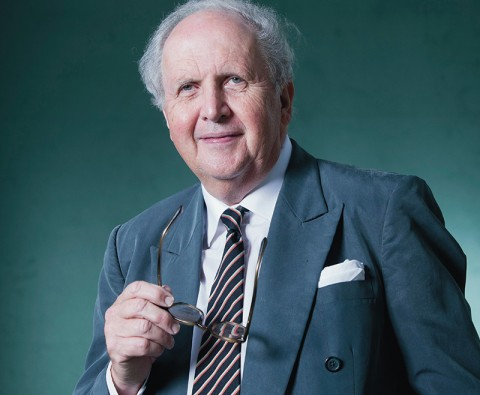 "Alexander McCall Smith: ""It's very easy to love Scotland"""